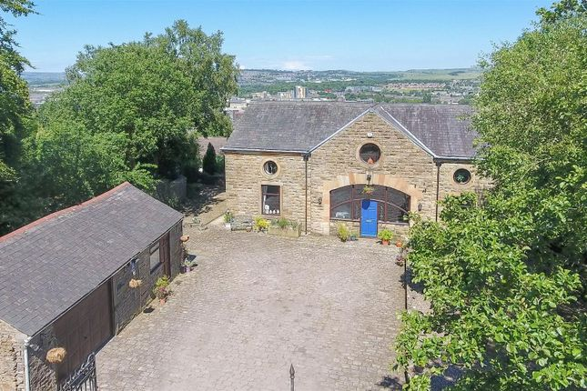 Thumbnail Barn conversion for sale in The Old Coach House, Healey Mount, Burnley