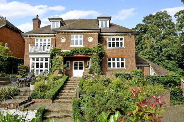 Thumbnail Detached house for sale in Northdown Lane, Guildford