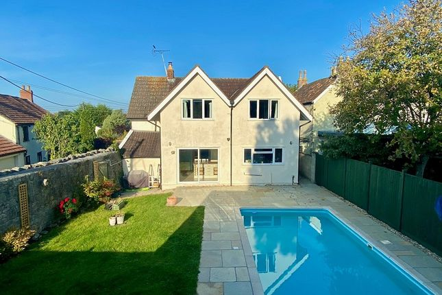 Thumbnail Detached house for sale in Whitecross Lane, Banwell, North Somerset