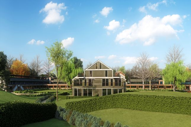 Thumbnail Flat for sale in Uplands, Four Ashes Road, Cryers Hill, High Wycombe, Buckinghamshire
