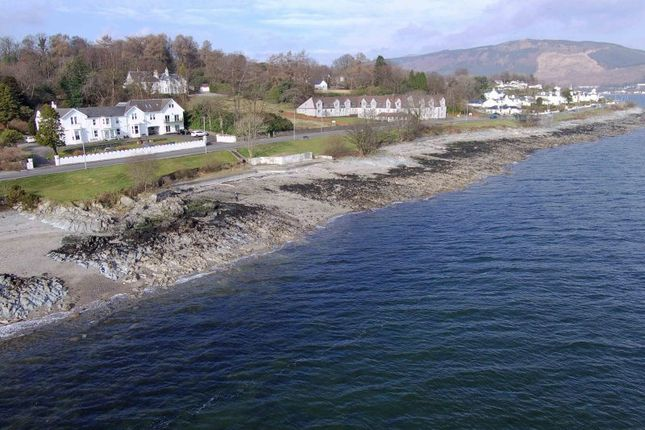 Thumbnail Flat for sale in 111 Marine Parade, Kirn, Dunoon, Argyll