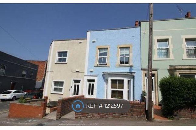 Thumbnail Flat to rent in Totterdown, Bristol