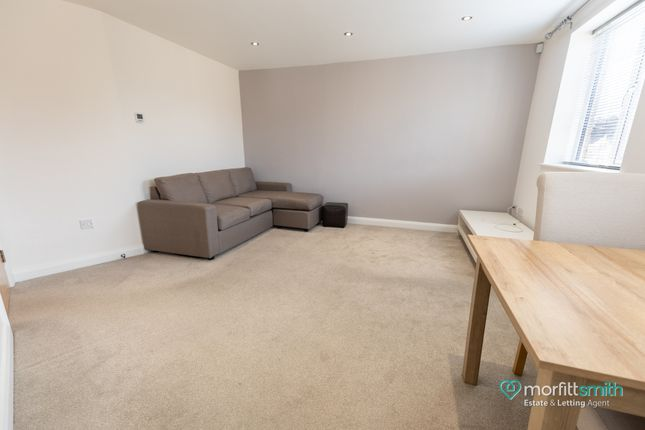 Open-Plan Living Space