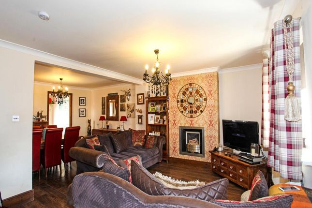 Thumbnail Semi-detached house for sale in Station Road, Kirby Muxloe, Leicester