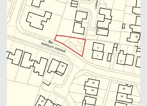 Land for sale in Eardley Avenue, Andover