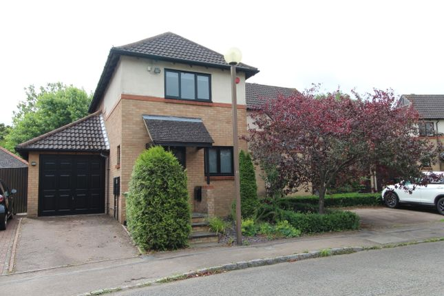 Thumbnail Detached house to rent in Selby Grove, Shenley Church End, Milton Keynes