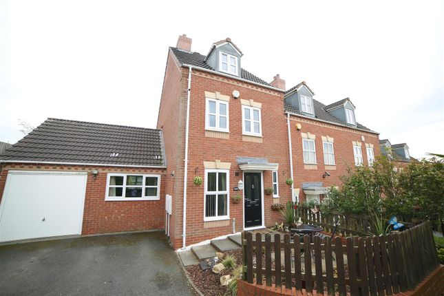 Thumbnail Property for sale in Churchward Drive, Lawley, Telford