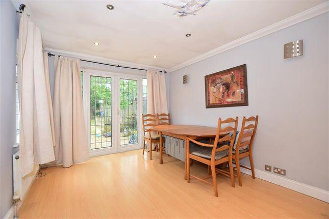Dining Area of Hever Road, West Kingsdown, Sevenoaks, Kent TN15