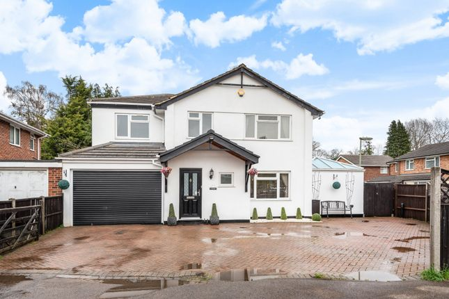 Detached house for sale in New Haw, Surrey