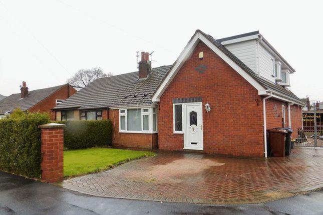 Thumbnail Bungalow for sale in Dob Lane, Walmer Bridge, Preston