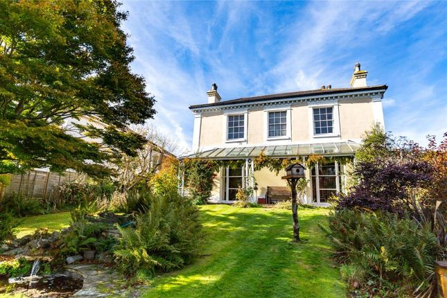 Thumbnail Detached house for sale in Coombeshead Road, Newton Abbot, Devon