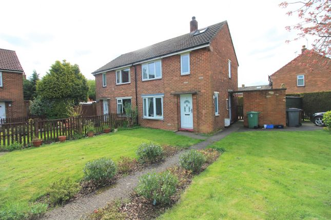 Thumbnail Semi-detached house for sale in Rombalds View, Otley
