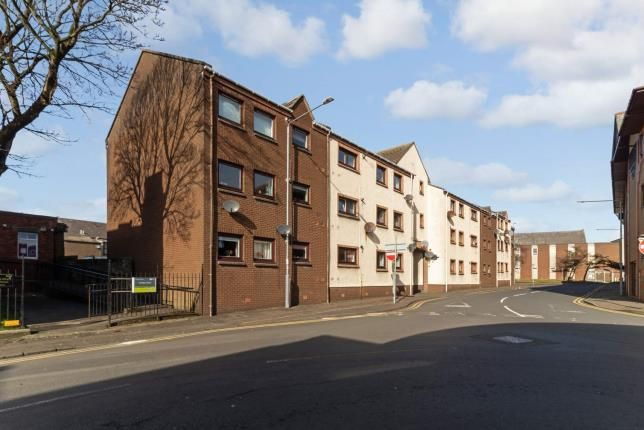 Thumbnail Flat for sale in Garden Court, Ayr, South Ayrshire, Scotland