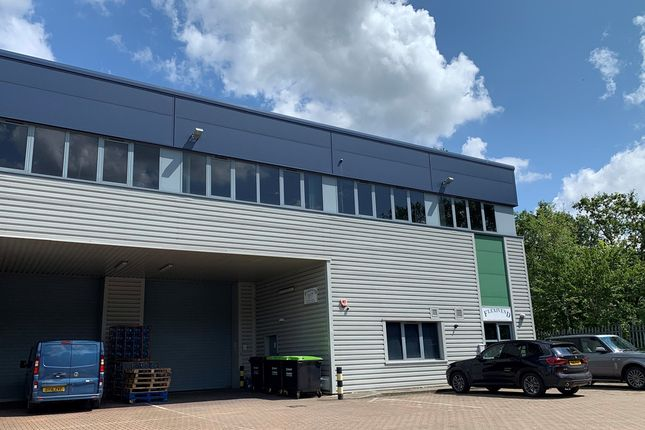 Thumbnail Industrial for sale in Unit 3 Chancerygate Business Centre, Ruscombe Park, Twyford, Reading