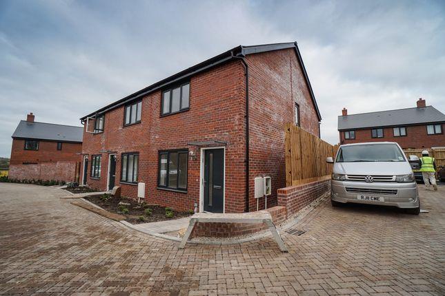 2 bedroom end terrace house for sale in Hawser Road, Tewkesbury