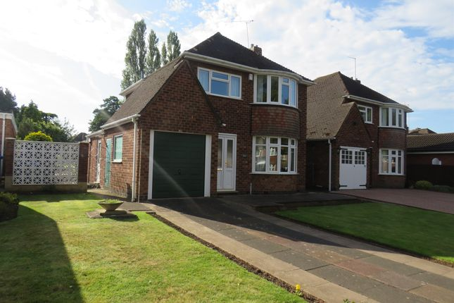 Thumbnail Detached house for sale in Pear Tree Road, Great Barr, Birmingham