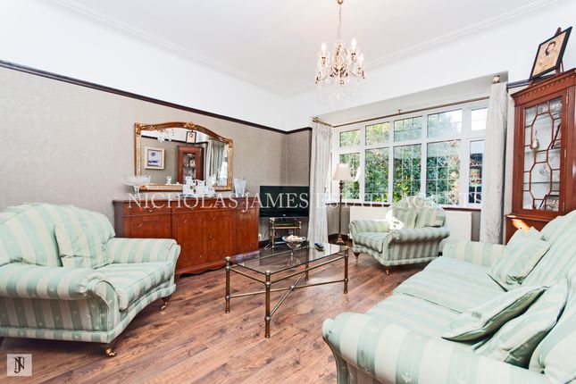 Thumbnail Semi-detached house to rent in Bourne Avenue, Southgate