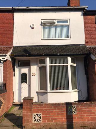 Terraced house for sale in Monk Road, Birmingham