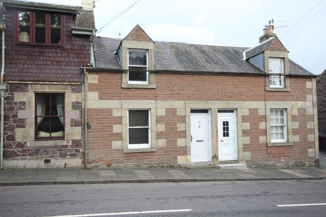 Thumbnail Terraced house for sale in Kirkstyle, Biggar