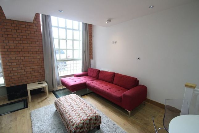 Thumbnail Flat to rent in Georges Mill, St Georges Mill, 11 Humberstone Road, Leicester