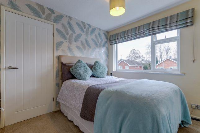 Master Bedroom of Bilbury Close, Walkwood, Redditch B97