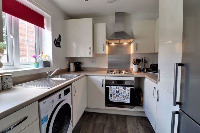 Kitchen of Manor Grove, Stafford ST16