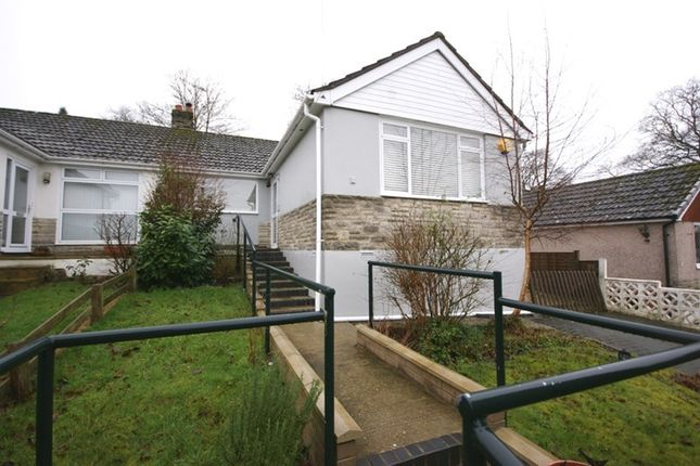 Thumbnail Semi-detached bungalow for sale in Lapwing Road, Colehill, Wimborne