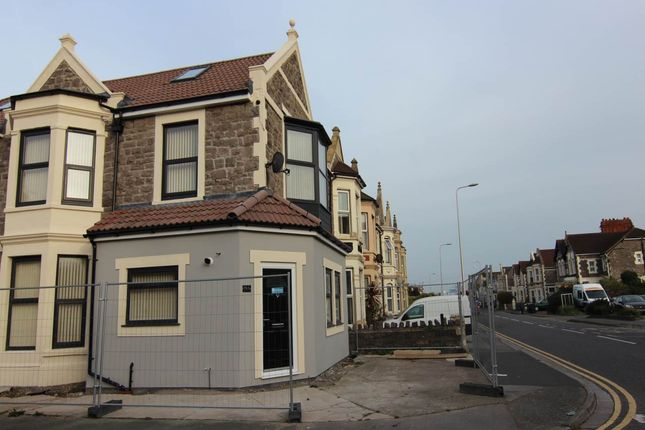 Thumbnail Flat to rent in Trevelyan Rd, Weston-Super-Mare, North Somerset