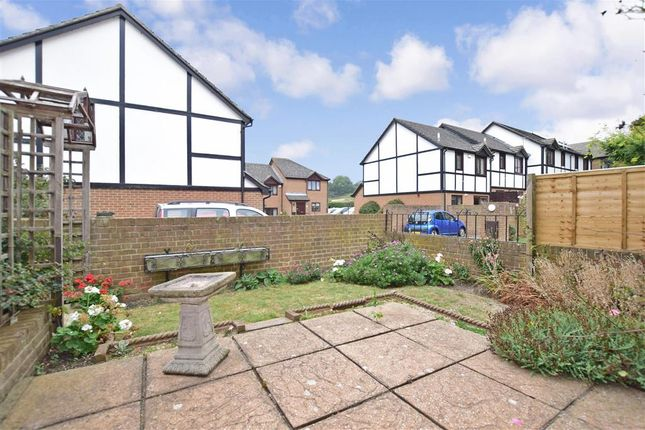 Rear Garden of Sturry Hill, Sturry, Canterbury, Kent CT2