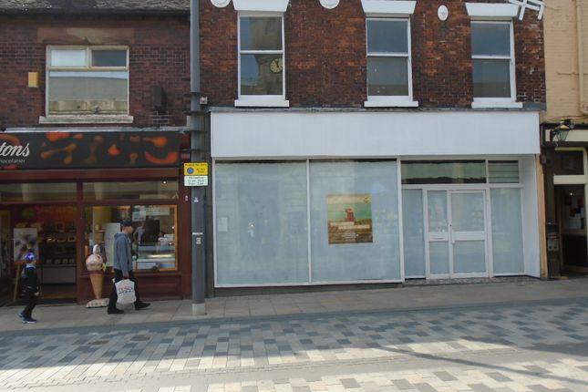 Thumbnail Retail premises for sale in Tontine Street, Hanley, Stoke-On-Trent