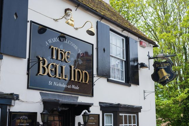 The Bell Inn of Manor Road, St. Nicholas At Wade, Birchington CT7