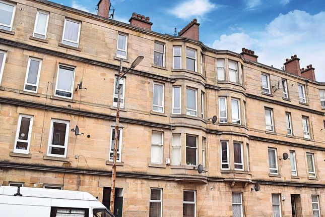 Thumbnail Flat for sale in Prince Edward Street, Queens Park, Glasgow