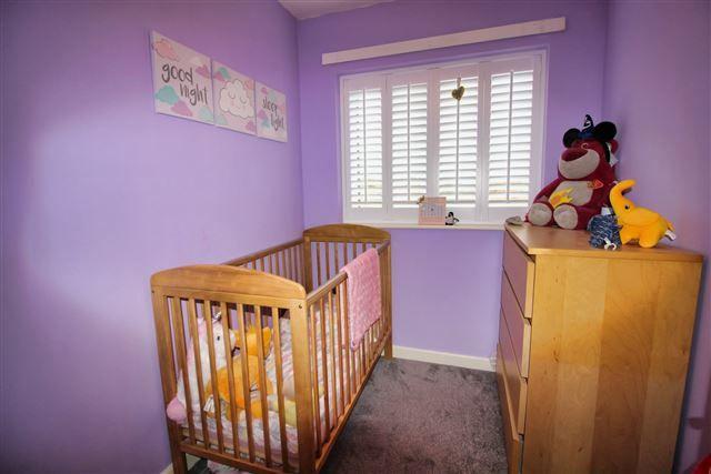 Bedroom of Elmton View, Creswell, Worksop, Derbyshire S80
