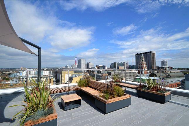 Thumbnail Flat for sale in Green Dragon House, 64 High Street, Croydon