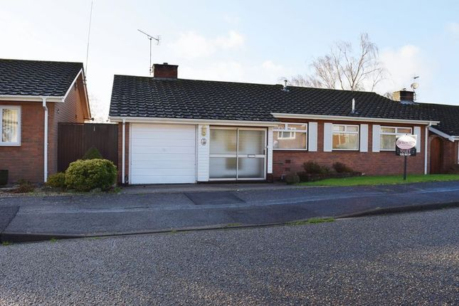 Thumbnail Detached bungalow to rent in Aston Mead, Christchurch