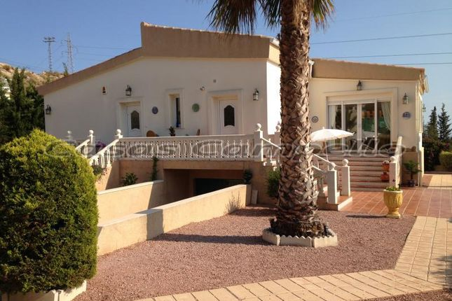 Thumbnail Detached house for sale in Urb. Llano Pastores, 03111 Busot, Alicante, Spain