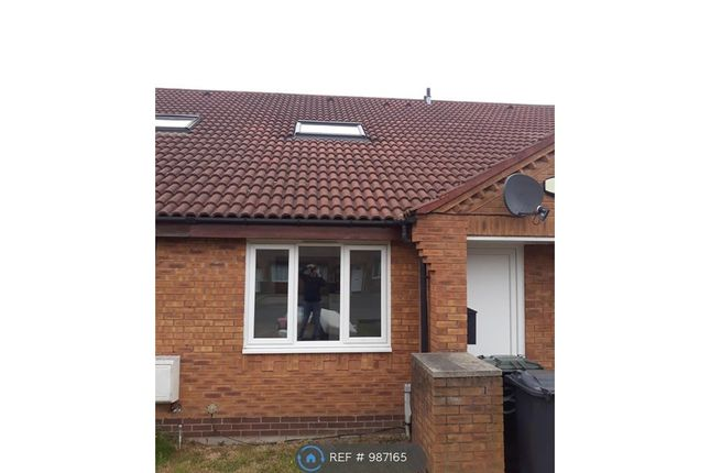 1 bed bungalow to rent in Cloverhill Close, Annitsford, Cramlington NE23