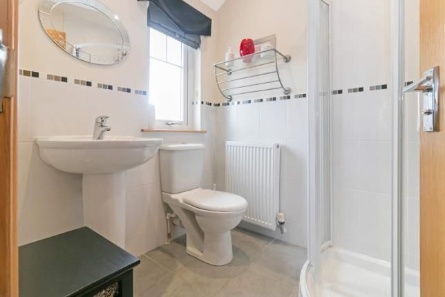 Ensuite Two of River View, Kirkcaldy, Fife, Scotland KY1