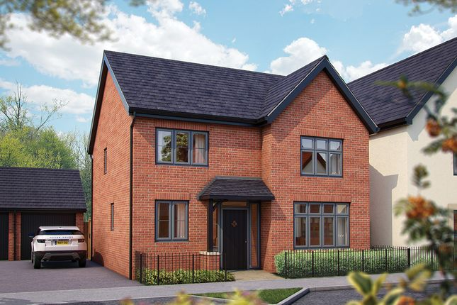 "Thumbnail Detached house for sale in ""The Aspen"" at Barrosa Way, Whitehouse, Milton Keynes"