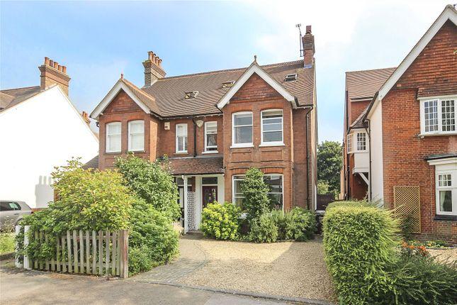 Thumbnail Property for sale in Spenser Road, Harpenden, Hertfordshire
