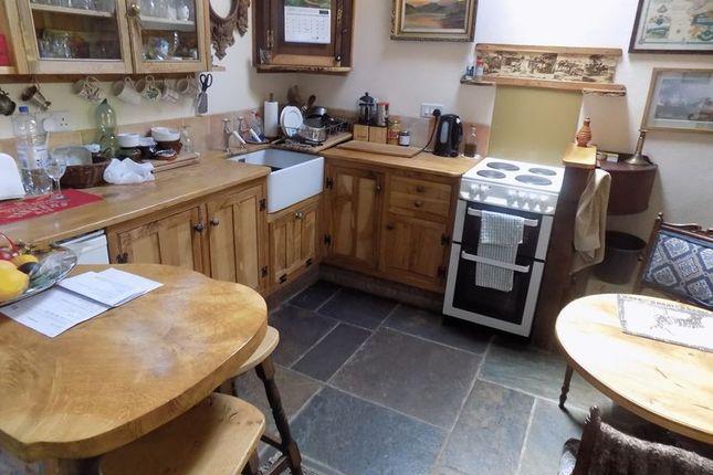Kitchen of St. Ewe, St. Austell PL26