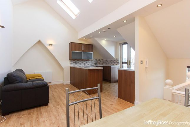 1 bed flat to rent in Kings Road, Canton, Cardiff CF11