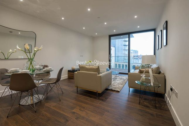 Thumbnail Flat to rent in Stable Walk, Aldgate