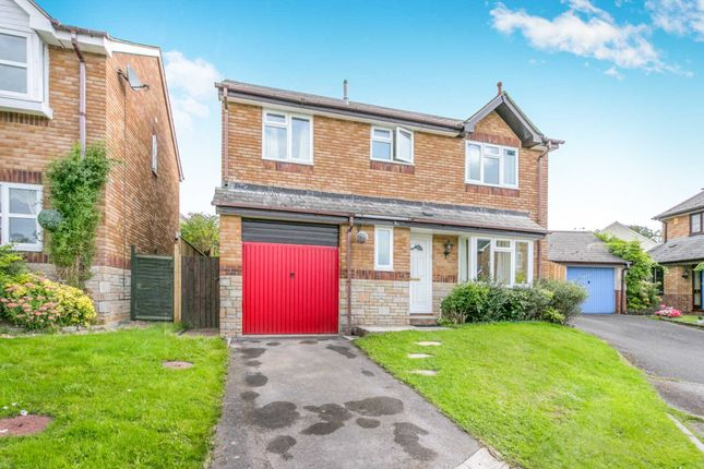 Thumbnail Detached house for sale in Chapman Court, Latchbrook