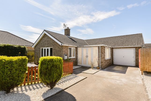 Thumbnail Detached bungalow for sale in Old Boston Road, Coningsby, Lincoln, Lincolnshire