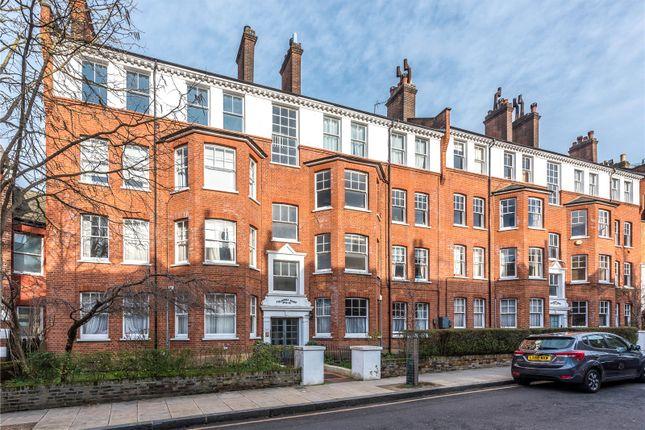 Front Exterior of Fieldsway House, Fieldway Crescent, Highbury, London N5