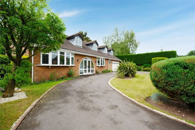 Thumbnail Detached house for sale in Knighton Road, Sutton Coldfield, West Midlands