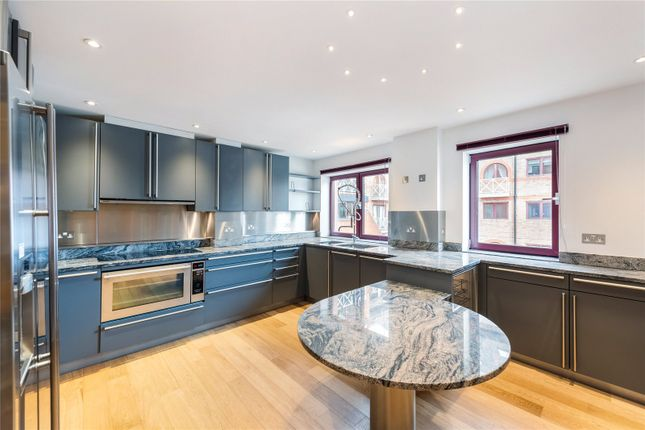 Thumbnail Flat to rent in Sailmakers Court, William Morris Way, London