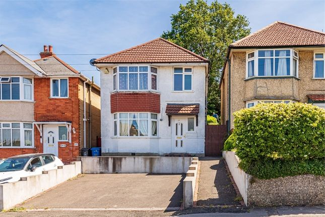 3 bed detached house for sale in Wroxham Road, Poole, Dorset BH12
