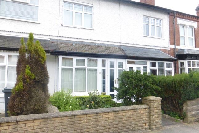 2 bed terraced house for sale in Hampton Court Road, Harborne, Birmingham